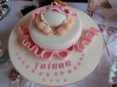 Polymer clay inspiration (actually a cake)