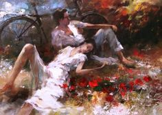 Watercolor Paintings by Willem Haenraets | Cuded
