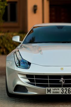 Ferrari FF during our trip to Dubai.Read the full article on WatchAnish.com.