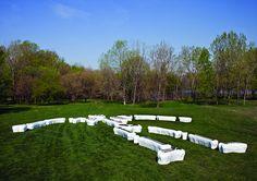 Funky Bones | 100 Acres: The Virginia B. Fairbanks Art & Nature Park by IMA - Indianapolis Museum of Art, via Flickr