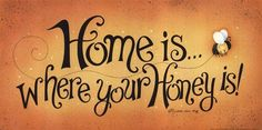 Home Is . . . by Michelle Lash-ruff art print