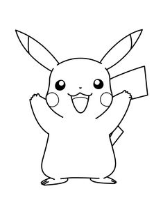 Pikachu And Pokemon Coloring Pages Coloring Pages Big Bang Fish