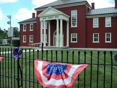 Giles County Courthouse, VA