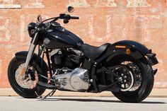 2016 Softail Slim | Harley-Davidson UK