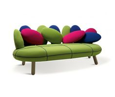 Adrenalina Jelly sofa | Simone Micheli (2012)