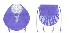Scottish Sporran Pattern