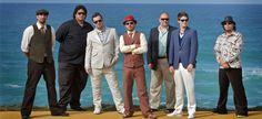 Fat Freddy's Drop - Quem gosta de dub, reggae, soul, jazz e blues, não pode deixar de ouvir esses caras.  #Musica