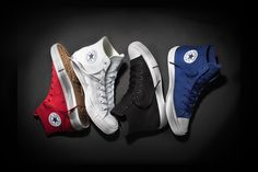 Converse Officially Unveils the Chuck Taylor All Star II