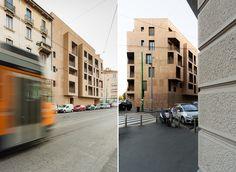 Modourbano, Procaccini 17, Milan, Italy