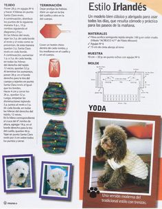 ganchillo,tricot y costura infantil,patrones,diy,hilo,lana,tutoriales,pap,tricotar.croche Dog Sweater Pattern, Pet Fashion, Dog Sweaters, Loom Patterns, Dog Coats, Pet Clothes, Little Dogs, Crochet Animals, Animals And Pets