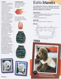 como hacer collares para perro de ganchillo - Buscar con Google