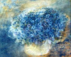 bofransson:  Peter Eastman b. 1976 Flowers