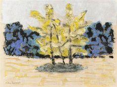 Milton Avery, TREES
