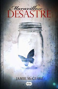 Novela juvenil drama romantico beautiful disaster por Jamie M.