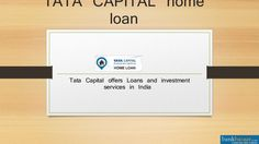 compare Tata capital home loan with top banks in india