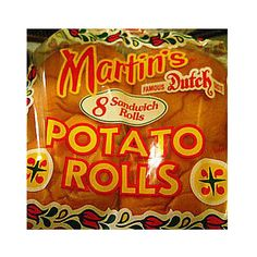 Martin's Potato Sandwich Roll. http://affordablegrocery.com