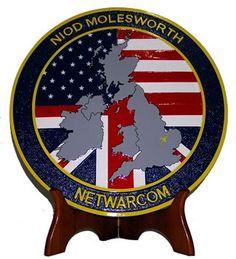NETWARCOM Seal Plaque