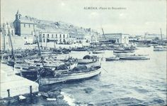 Puerto de Almería (principios del siglo XX)