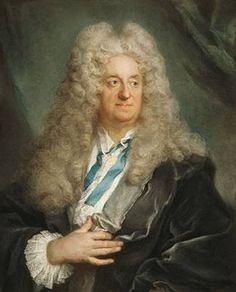 A Man,  ca. 1725  (Joseph Vivien) (1657-1734)   J. Paul Getty Museum, Los Angeles, CA      97.PC.72 P