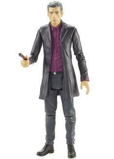 """192). The Twelfth Doctor (in purple shirt and jacket) (3.75"""" figure)"""