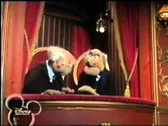 The muppet shows swedish chef dancing in the kitchen to wish you a statler and waldorf in a hilarious version of it was a very good year for your birthday enjoyment bookmarktalkfo Image collections