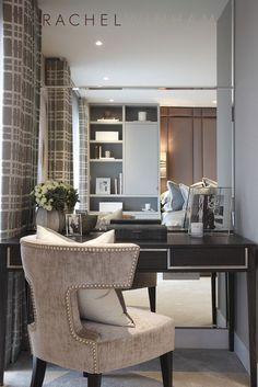 Master Bedroom // Dressing Table   Rachel Winham Interior Design
