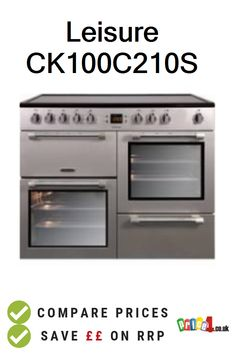 Leisure Compare UK prices and find the cheapest deals from 13 stores. Electric Range Cookers, Kitchen Appliances, Diy Kitchen Appliances, Home Appliances, Electric Stove