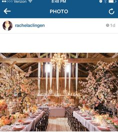 I like the height of the branches for the tables