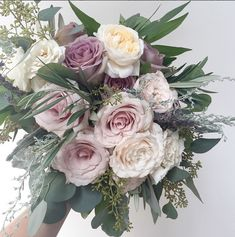 wedding, lavender flowers, lavender wedding, ranch wedding, amnesia rose, champagne rose, aboutdetailsdetails, greenery bouquets