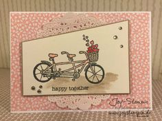 pedal pusher, gemeinsam stark, Stampin up, sale a bration 16