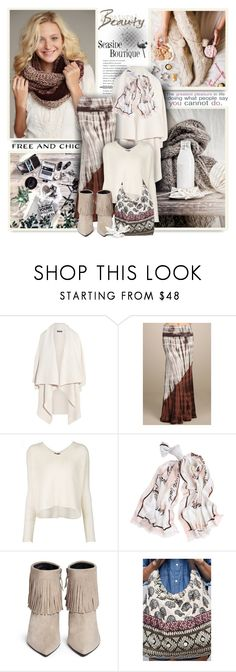"""""""Seaside Boutique5"""" by sneky ❤ liked on Polyvore featuring Alexander McQueen, ATM by Anthony Thomas Melillo, White House Black Market and Stuart Weitzman"""