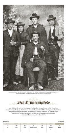 Menschen und ihre Geschichten · Das Erinnerungsfoto