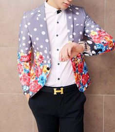 Gold Baroque Stripe Flower Mens Bomber Jackets Party Club Jaqueta Bomber Moda Hombre 2018 Plus Size Gold Paisley Pattern Jacket Denim Coat With Fur