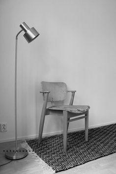 I like Domus! Decor, Lighting, Lamp, Domus, Desk Lamp, Table, Chair, Home Decor