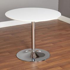 Pisa Dining Table, White