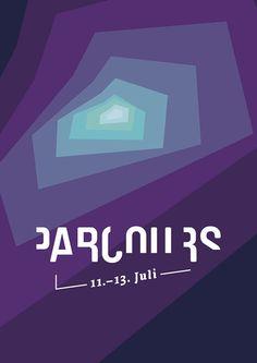 Parcours – Abschlussausstellung am Fachbereich Design FH Münster | Slanted - Typo Weblog und Magazin