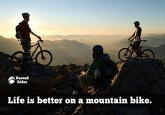 5 Bucket List Mountain Biking Destinations http://www.sacredrides.com/blog/str/5-bucket-list-mountain-bike-destinations #mountainbiking
