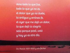 Fernando Pessoa, You Left Me, Love You, Poems, Grief