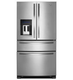Whirlpool WRX735SDBM French Door Refrigerator  - BestProducts.com