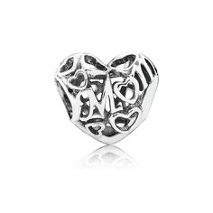 PANDORA | Motherly Love Openwork Charm