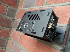 Turn a Raspberry Pi into a CCTV Security System