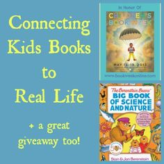 Children's Book Week - fun giveaways from more than 90+ book blogs!