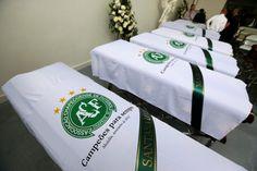 Colômbia planeja caravana fúnebre no transporte de vítimas até aeroporto #globoesporte