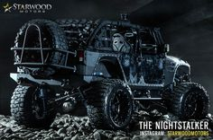 Custom Jeep by Starwood Motors