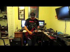 Cygnus X-1 Book II Hemispheres: Guitar Performance by Jerry Boutot on his Steinberger ZT-3 Custom
