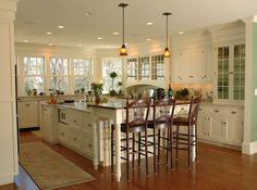 White Kitchen2 Carpenter & MacNeille Architects & Builders, Inc.