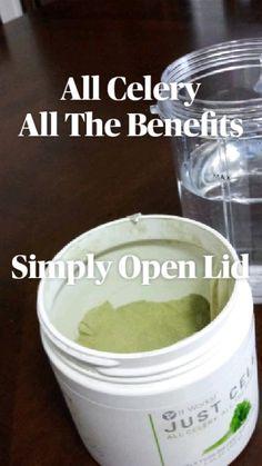 Celery Juice Benefits, Blender Bottle, Gut Health, Natural Skin Care, Make It Simple, Wellness, Drinks, Business, Drinking