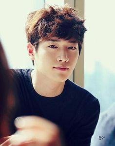 Dissidents/ Seo kang joon as Shion Jung (but seriously, look at him! HE'S THE…