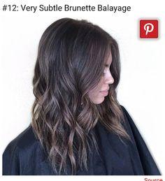 Bayalage for black hair