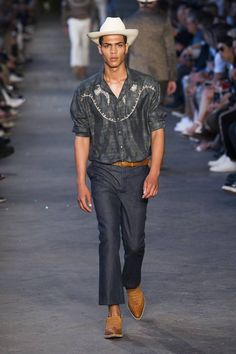 Geron Mckenly@ Male Fashion Trends: Missoni Spring-Summer 2017 - Milan Fashion Week #MFW